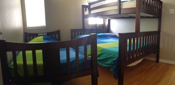 Bunk Room, Guest Room, great for kids, large groups