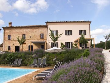 San Ginesio apartment rental - Azienda Cerqueto - Main House