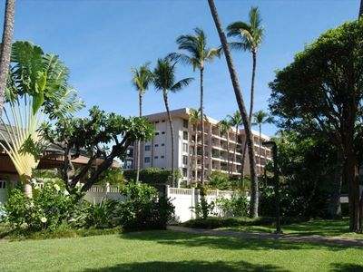 Kihei condo rental - Kihei Akahi resort, building C