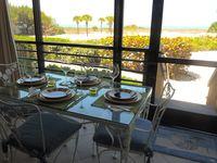 Spectacular Beachfront 1 BD/1BA on the Gulf W/All Club Amenities