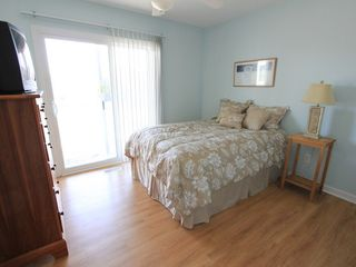 Surf City house photo - Queen Bedroom on the First Floor