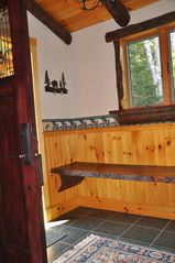 Lake Placid house photo - Entry Foyer