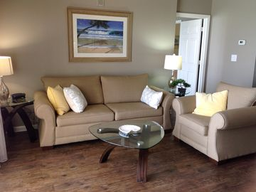 Long Beach Resort condo rental - Sit back and relax! Enjoy the stunning ocean view!
