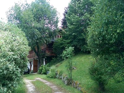 Holiday house, 95 square meters