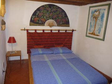 Bargello bedroom (New double bed cm 140x200)