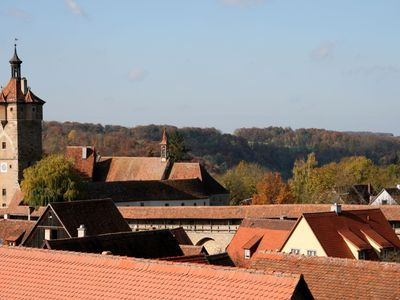 Comfortable apartment Schrannen-top in Rothenburg ob der Tauber