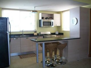 Punta Cana condo photo - Full-size contenporary kitchen