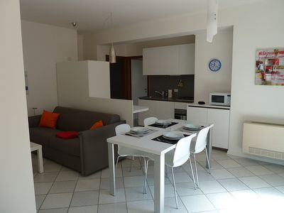 Apartment located in the center of the country