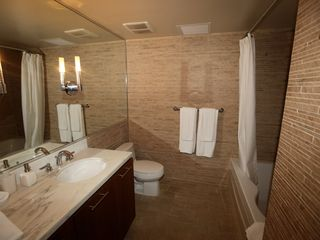 Miami condo photo - Bathroom with Jacuzzi Jet Tub