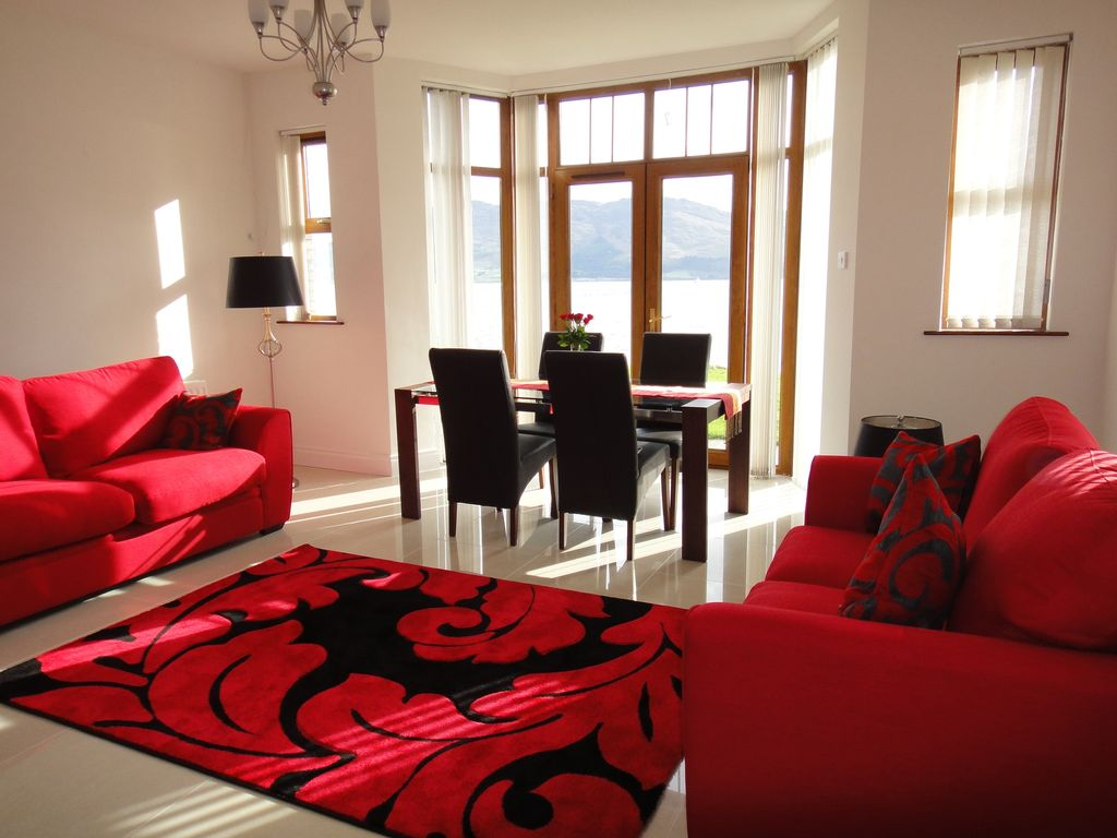 Modern, Two Bedroomed Apartment With Stunning Views Of Carlingford Lough