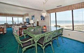Amelia Island condo photo - Dining with one of the most expansive views on Amelia Island