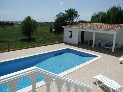Typical Portuguese Quinta with nice pool area / ideal for children.