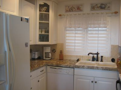 Dana Point condo rental - The Casa Blanca-Kitchen