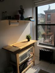West Village apartment photo - Morning light