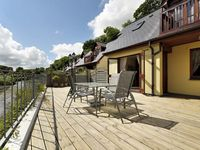 Relax On Your Terrace Directly On A Tidal Tributary Of The River Camel
