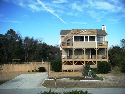 Duck house rental - A Pelican's View welcomes you!