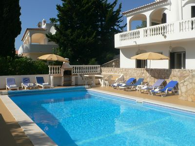 A Superb 3 Bed Villa With Air Con In A Serene And Quiet Area Of Carvoeiro