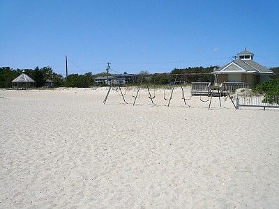 Parkers River Beach and playground just a 3 minute drive!