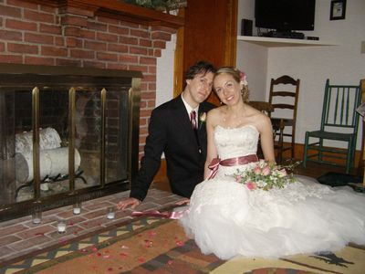 North Conway house rental - A perfect place for small intimate weddings