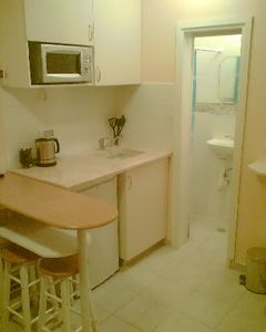 Studio 3 - Kitchenette