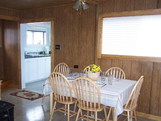 Phippsburg cottage photo - Dining area