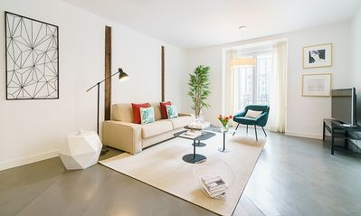 Photo for 2BR Apartment Vacation Rental in Madrid, 4