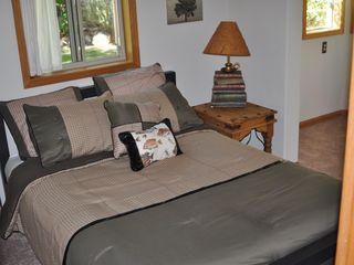 Incline Village house photo - .Downstairs Queen bed