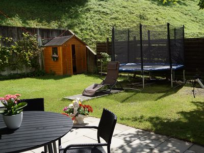 Child friendly, 2 bedroom modern and comfortable flat with garden in Luzern