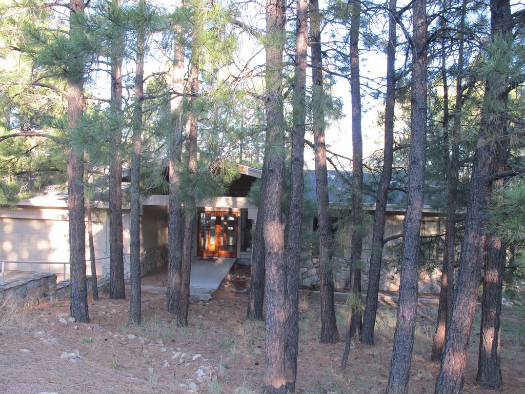 Flagstaff Vacation Rental Vrbo 370705 4 Br Canyon