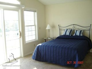 Marblehead townhome photo - Bedroom 3