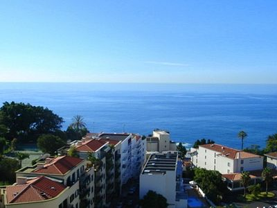 Funchal apartment rental - Sea views