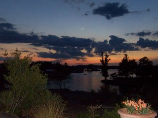 Granite Shoals house photo - Another fantastic sunset...