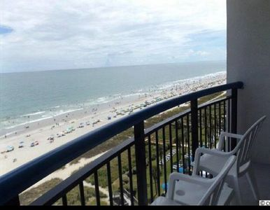 Beautiful Direct Ocean Front Condo on 10th Floor AMAZING VIEWS!