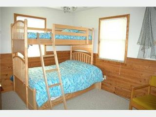 Kitty Hawk house photo - Pyramid bunk bed