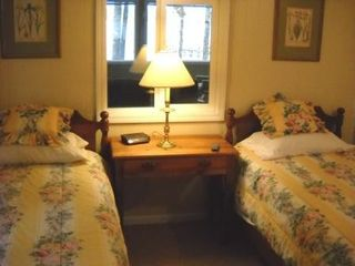 Lexington cottage photo - Twin beds.