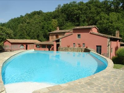 Our Old Mill for Your Holidays in Tuscany