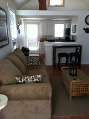 Wildwood bungalow photo - Completely new furnishings. A first time rental after renovations.