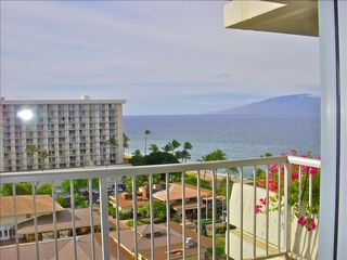 Lahaina condo photo - Wake up to the tranquil blue water - from your bed