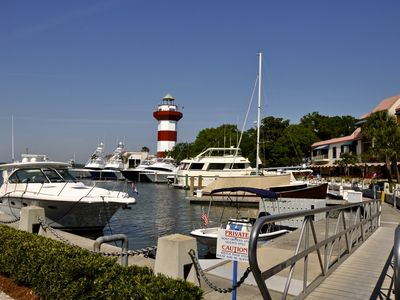 Sea Pines villa rental - Boats Galore = Fun!