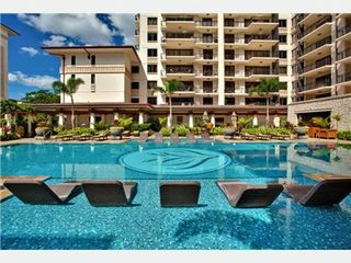 Kapolei villa photo - Lap Pool Loungers