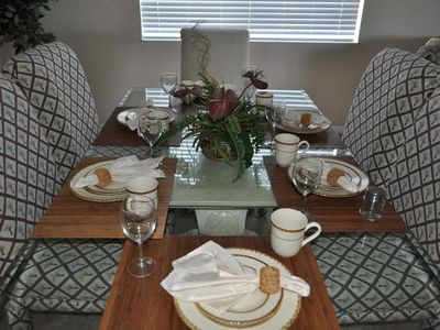 Highlands Reserve house rental - Formal Dining