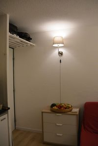 Holiday apartment, 27 square meters , Vars, France