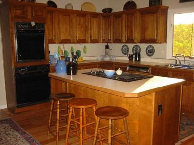 Culver house rental - Kitchen