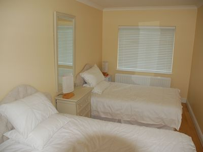 County Londonderry house rental - Third bedroom. Twin beds.