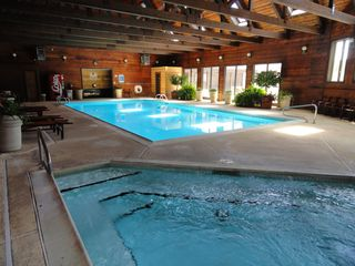 Durango condo photo - INDOOR SWIMMING POOL