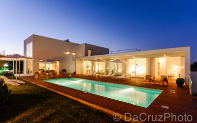 Luxury Villa with Heated Pool near the Beach
