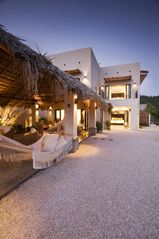 Tamarindo villa photo - At night