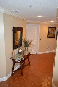 Entry way as you walk in the front door