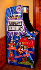 Lake Harmony chalet photo - Arcade Legends- 200 Games
