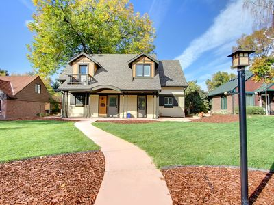 A beautiful, spacious, contemporary home located in central Denver.